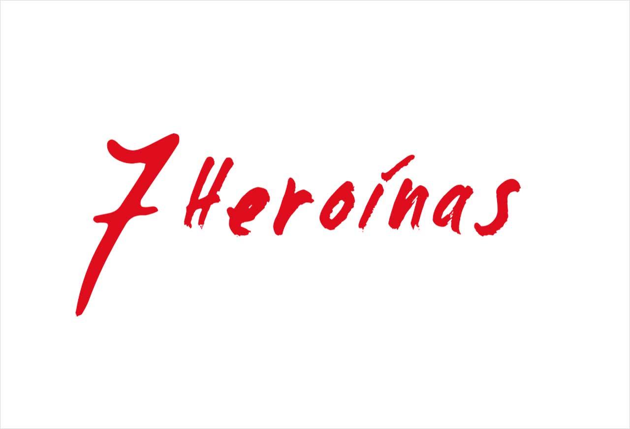 7 heroínas serie de televisión