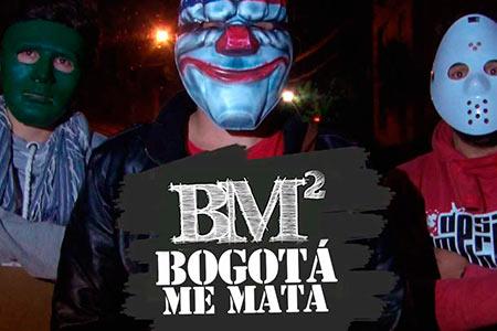 Bogotá me mata