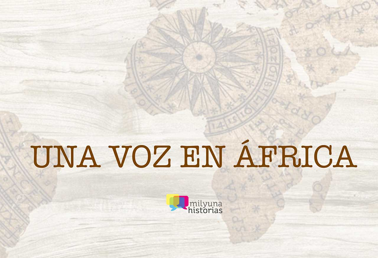 una voz en áfrica